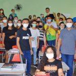 Educação de Vera Mendes – PI promove aulão preparatório para a prova SAEB